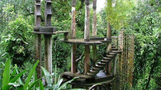 Resultado de imagen para Jardín De Las Pozas De Xilitla