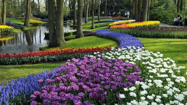 Jardín Keukenhof (Holanda)