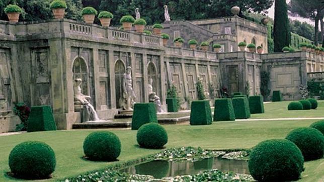 Jardines de castel gandolfo italia eljardindemaruylola for Los jardines de lola