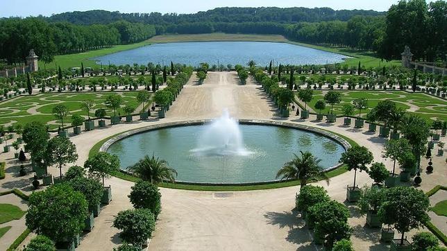 Jardines de versalles francia - El jardin de lola ...