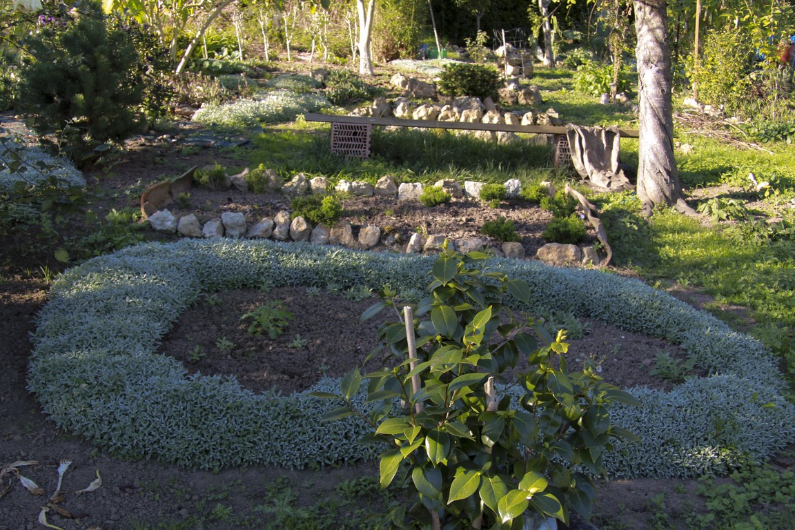 Nuestro jard n en oto o jard n - Los jardines de lola ...