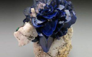 Minerales - Azurita