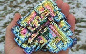 Minerales - Bismuto