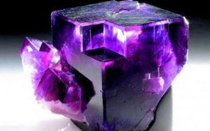Minerales - fluorita