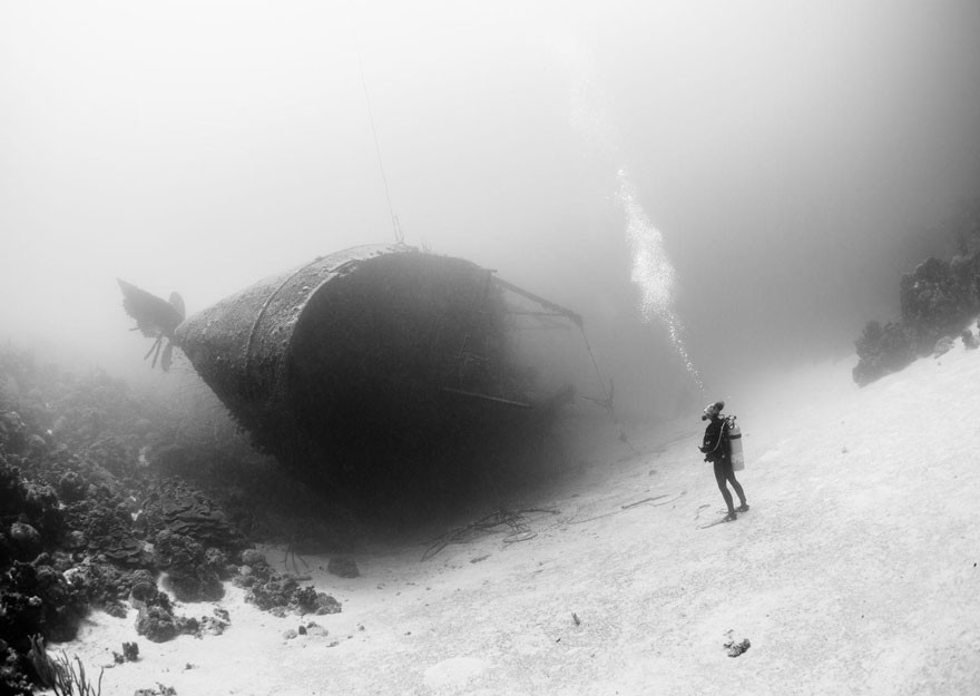 Hull-O, Isla Caribeña de Bonaire/Marc Hanuer
