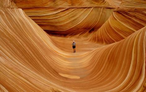 Paisajes terapeuticos - Cañon-Paria-en-Arizona