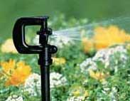 Sistemas de riego - Microaspersores